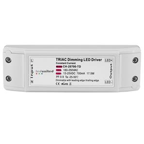 Triac Dimming LED Driver 15W 700mA (Constant Current)