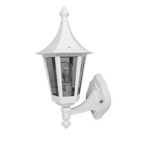 Lantern Wall Up 240V 60W White