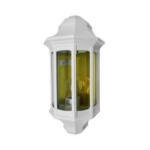 Small Lantern Wall 240V 60W White