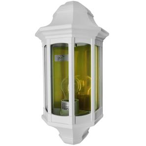 Lantern Wall Large 240V 60W White
