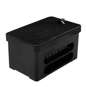 Junction Box 100A 5 Way Black