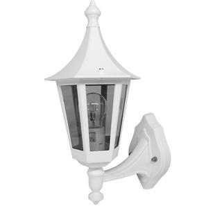 Lantern Wall Up Large 240V 100W White