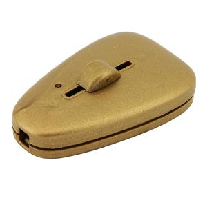 Slide Dimmer Switch 240V Gold 160W