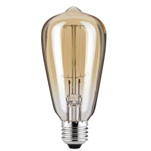Rustika Carbon Filament Lamp Squirrel Cage 65mm ES / E27 40W