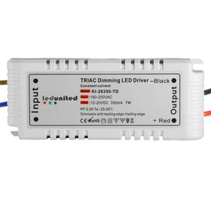 Dimming LED Driver 7W 350mA (Constant Current)