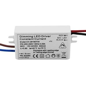 Dimming LED Driver 6W 350mA (Constant Current)
