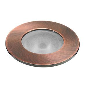 Phantom Bronze Round Uplight 8° 700mA 3000K Warm White 3W