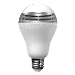 Playbulb Bluetooth® Smart LED Speaker Bulb Chrome Warm White