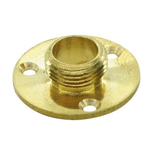 Flange Plate Brass 8.5mm