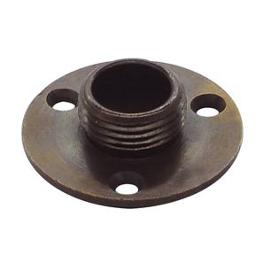 Flange Plate Bronze 8.5mm