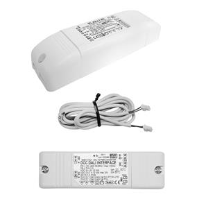 Dimmable LED Driver - DCC Dali Interface 12V  White