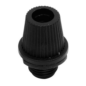 Cord Grip Adapter Symmetrical Male 10mm Black 10mm