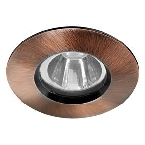 Fixed 35 Clear Downlighter Bathroom 240V 35W Bronze