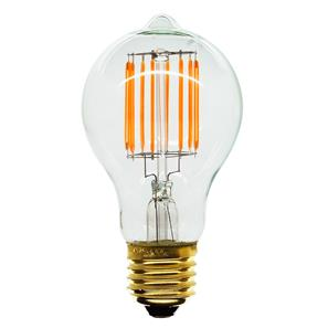 LED Carbon Filament Lamp GLS Squirrel Cage 60mm 2200K ES 6W (=60W)