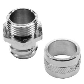 Fixed Copex Gland 14mm Chrome