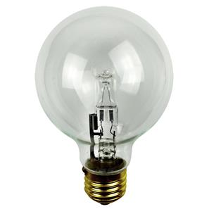 Globe ECO Halogen Bulb 80mm 46W E27