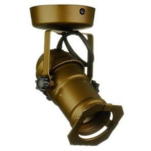 PAR16 Theatre Lights 240V 50W Bronze