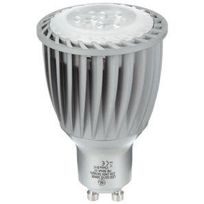 GU10 LED 7W 300lm (=50W) 240V 25� 3000K Warm White