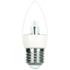 LED Candle Lamp ES / E27 4.5W 2700K Warm White