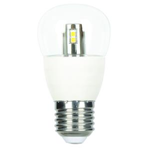 LED Spherical Lamp  6W 2800K Warm White