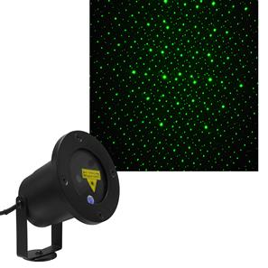 X Firefly Laser Garden Special Effect Spike Light Green