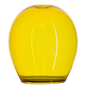Polla Glass Pendant Shade 40W Yellow
