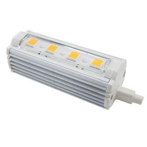 LED Reality R7S 8W 750lm (=75W) Dimmable 240V 80° 3000K Warm White