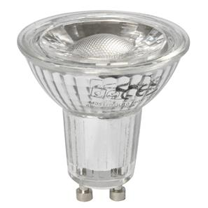GU10 LED 6W Glass Dimmable 40 2700K Warm White