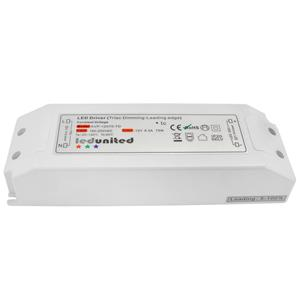 Triac LED Dimming Driver  75W 12V (Constant Voltage)