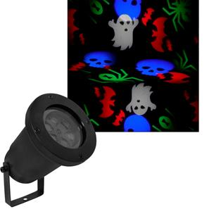 X Firefly Gobo LED Garden Halloween Effect Spike Light RGBW 240V