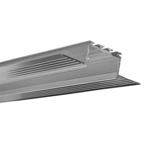 Kozus Trimless Recessed Extrusion Aluminium 2000mm