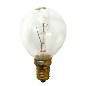 CLEAR SES (SMALL EDISON SCREW) 3000K Warm White 25W