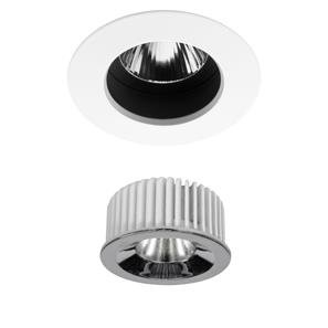 Elegant Fixed Reality LED Module 25 Warm White (3000K) 7W (=75W) 45°