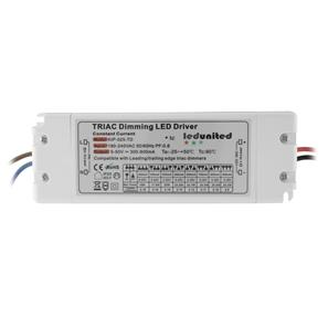 Dimmable LED Driver 1W-25W (Constant Current) White