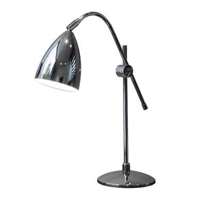 Joel Grande Table Lamp Chrome 42W
