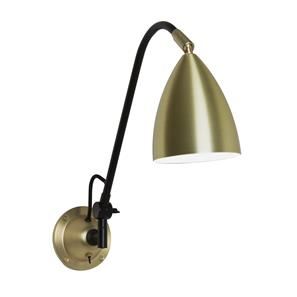 Joel Grande Wall Light Matt Gold 42W