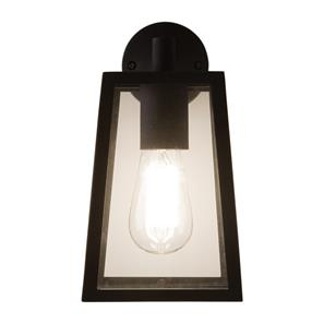 Calvi Exterior Wall Light 60W Black