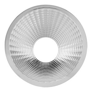 Tube Integrated LED Reflector Silver 38 Degrees