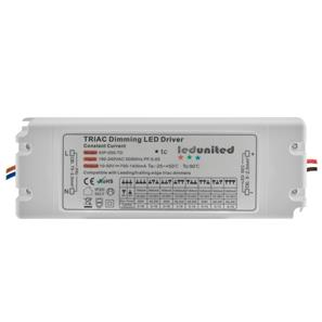 Dimmable LED Driver 1W-50W (Constant Current) White