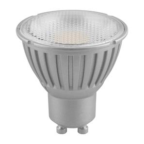 Dim to Warm GU10 LED 6W 400lm (=50W) 240V Dimmable  35° 2800K-1800K Warm White