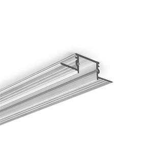 TE-4 Maxi Trimless Recessed Mounting Profile Aluminium 1070mm