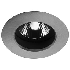 Fixed Fire-rated Downlight 240V 50W Nickel