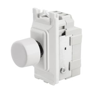 1-Gang V-Pro Dimmer Switch White 120W