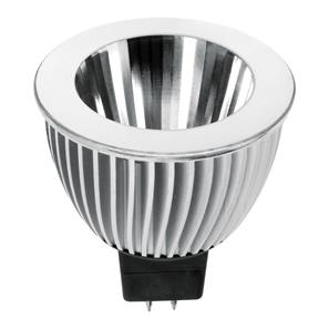 MR16 Reality Atmosphere LED 540lm 8W (=60W) Dimmable 240V 45° 3000K - 2000K Warm White