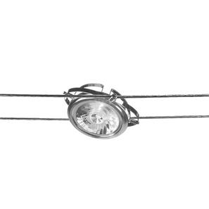 Wire Spot AR111 12V Chrome 50W