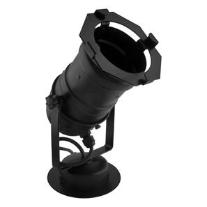 PAR30 Theatre Freestanding Spotlight 240V 100W Black