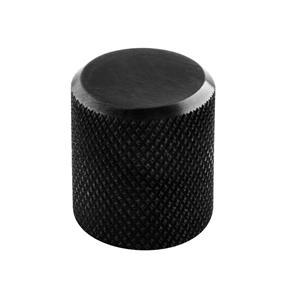 Retro Dimmer Knob Aluminium Black
