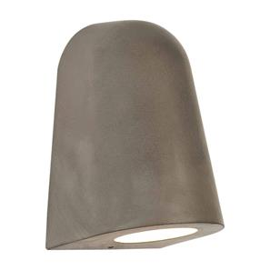 Mast Exterior Wall Down Light 240V (8183) 6W Concrete