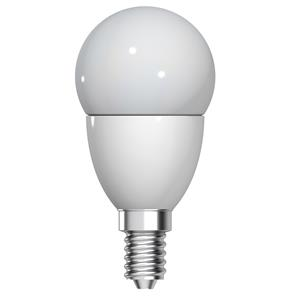 LED Golfball Lamp SES/E14 4W  2700K Warm White