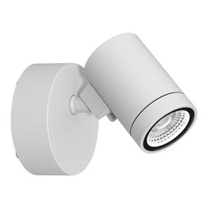 Bayville Single Spot IP65 240V (8305) 8.1W Textured White